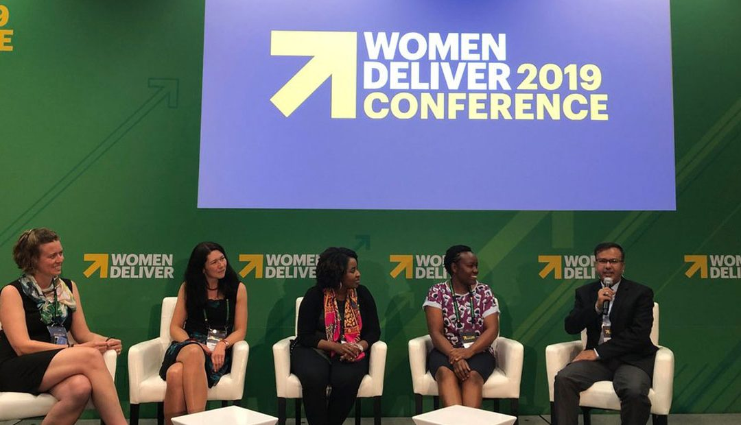 Mohammed Zahidullah, Head of Sustainability – DBL Group attends Women Deliver 2019 Conference at Vancouver, Canada