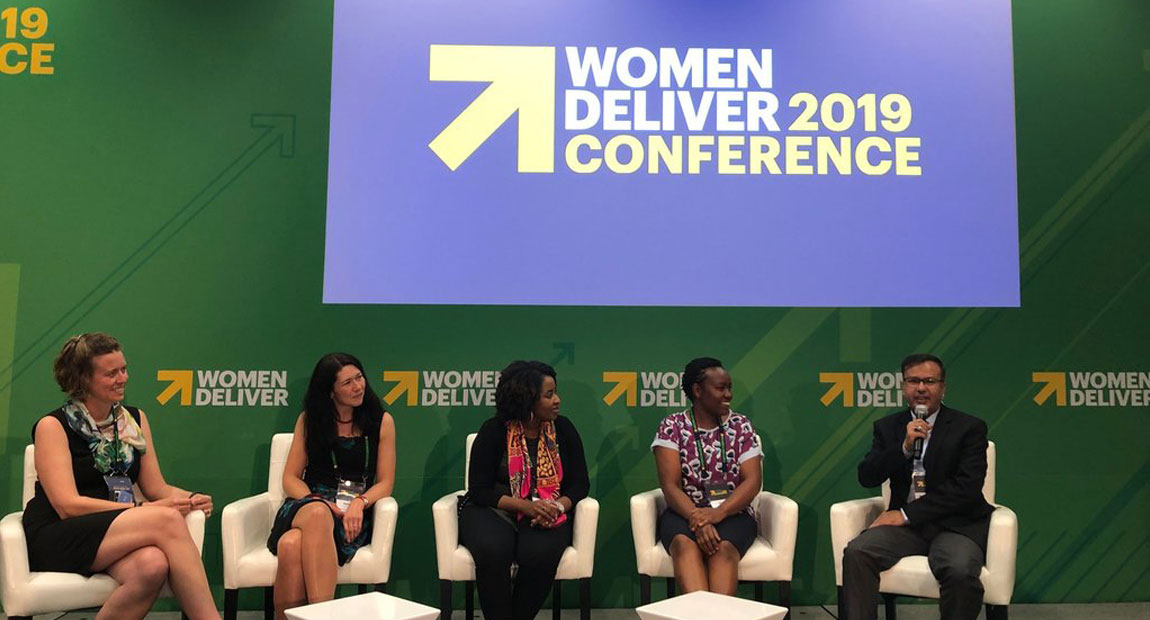 Mohammed Zahidullah, Head of Sustainability - DBL Group attends Women Deliver 2019 Conference at Vancouver, Canada