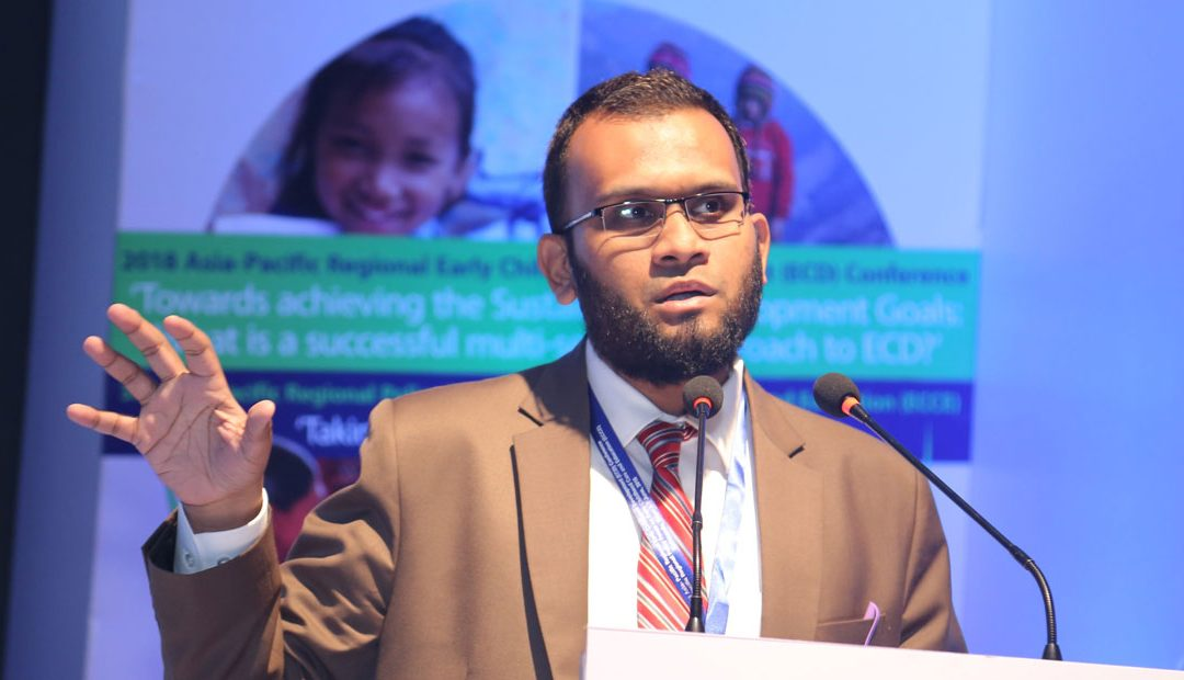 Mashook Mujib Chowdhury selected as Bangladesh's SDG Pioneer