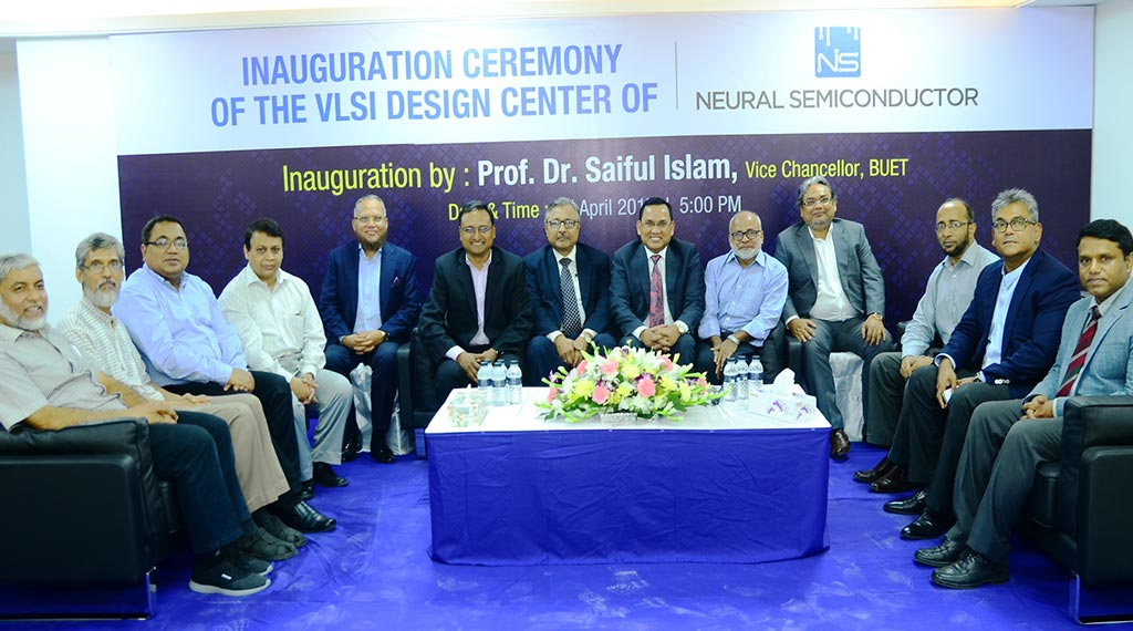 Neural Semiconductor's VLSI Design Center begins its journey