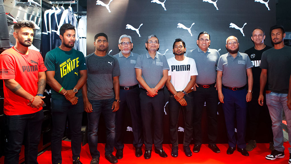 PUMA Enters Bangladesh with DBL Group