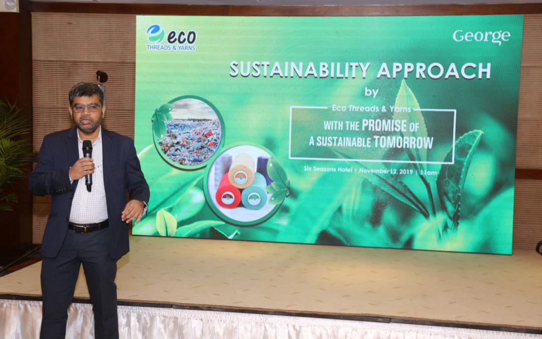 Sustainability Approach by Eco Threads & Yarns