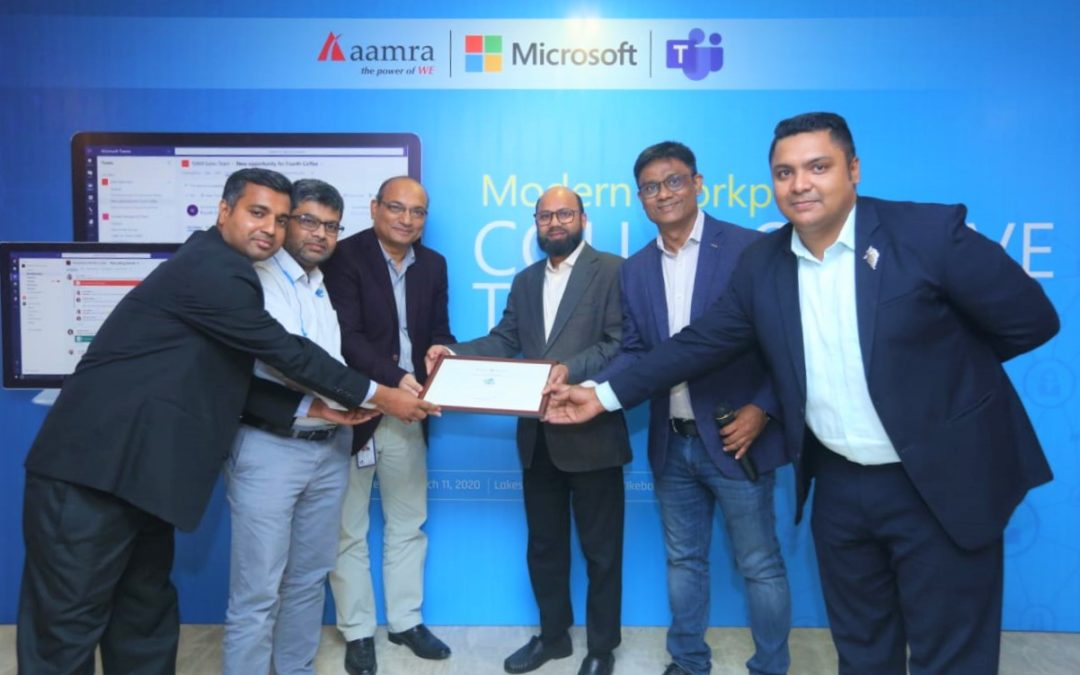 DBL Group recognized for Highest Number of Microsoft o365 Users